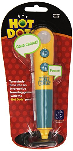 Learning Resources Hot Dots Original Talking Hot DotsStift,