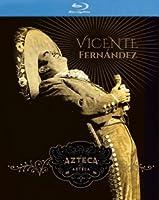 Un Azteca En El Azteca - Vicente Fernandez (Blu Ray + 2 CD's)