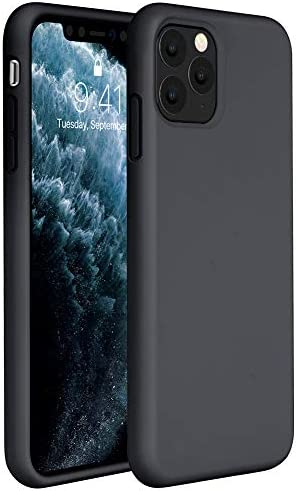 Miracase Liquid Silicone Case Compatible with iPhone 11 Pro 5 8 inch 2019 Gel Rubber Full Body product image