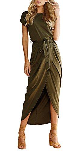 Yidarton Women's Casual Short Sleev…