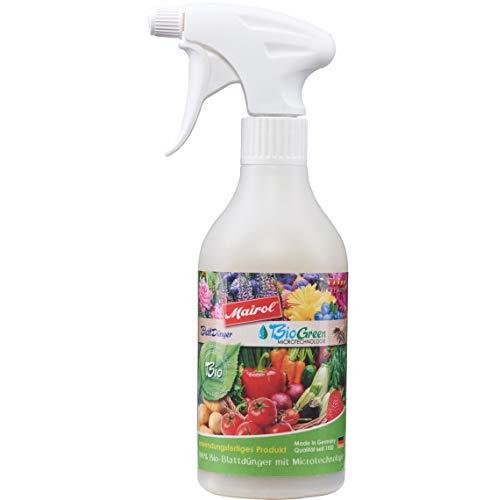 Mairol BioGreen Engrais liquide 100% bio 500 ml