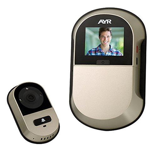 Comprar mirilla digital wifi IP AYR 757