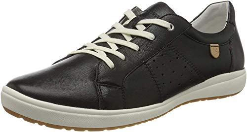 Josef Seibel Damen Caren 01 Sneaker, Schwarz (Schwarz 133 100), 41 EU