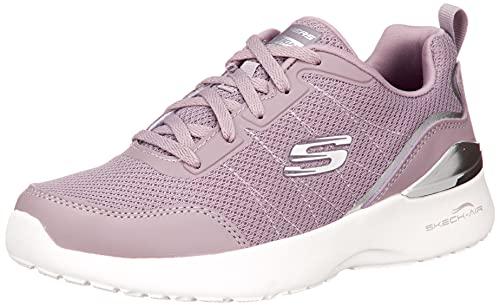 Skechers Skech-Air Dynamight, Zapatillas Mujer, Lavender, 39 EU