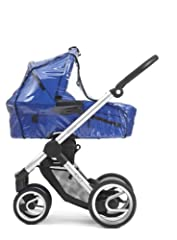 Raincover for carrycot Evo easy to fit fold up small easy to clean one size