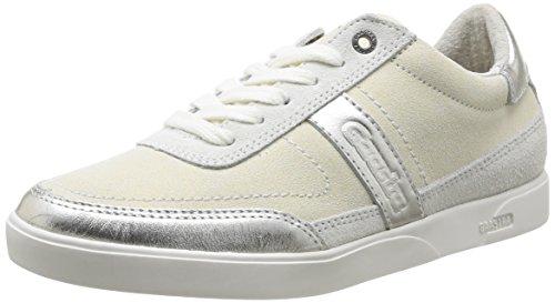 Gaastra Seizings, Damen Sneaker Weiß Blanc (Off White) 40