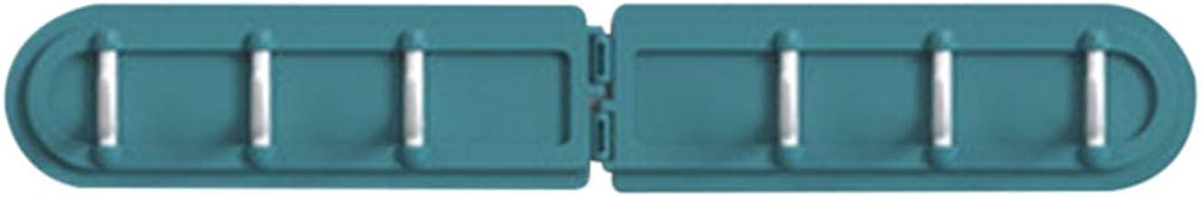 YTXTT Ganchos adesivos, gancho de canto multifuncional sem perfuração, gancho de parede adesivo para cozinha, banheiro, qu...