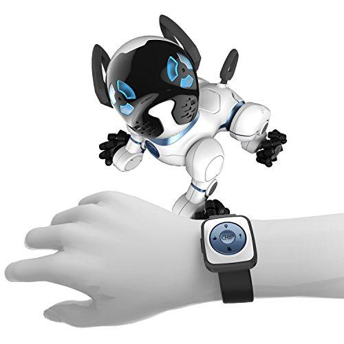 Amazon.es: Wow Wee- Chip Perro Mascota electrónica, Color Blanco ...