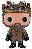 Pop! Juego de Tronos - Renly Baratheon - Muñeca de Juguete Mano de Juguete Modelo de Oficina Adornos-UN