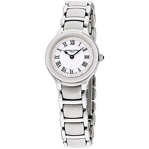 Frederique constant Geneve - Delight Automatic fc-306mc3er6b Reloj de Pulsera para Mujeres Clã¡Sico & Sencillo