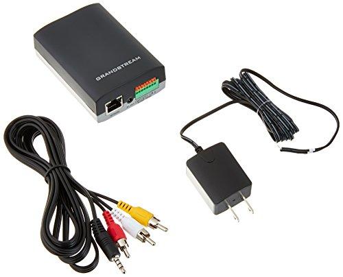 GRANDSTREAM GXV-3500 IP 1Port BNC Video Encoder/Decoder Schnittstelle von analoger Video Technologie BNC auf Digitale IP Welt