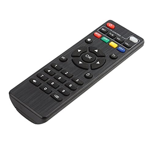 Dpatleten Control Remoto IR Smart TV Box para Android TV Box MXQ / M8N / M8C / M8S / M10 / M12 / T95N / T95X / T95 Control Remoto de Repuesto