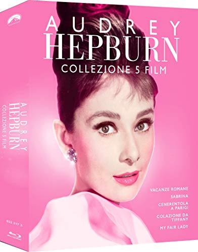 Audrey Hepburn: Cofanetto (Sabrina, Cenerentola A Parigi, Colazione Da Tiffany, My Fair Lady, Vacanze Romane) (Box Set) (5 Blu Ray)