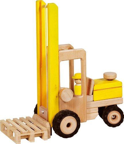 Goki - 2041277 - Figurine Transport Et Circulation - Chariot Élévateur