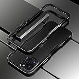 Paraurti in metallo per IPhone 12 Pro Max Caso di Lusso Alluminio Robusto Telaio per IPhone 11Pro XR Xs 12 Mini Copertura Sottile Nuovo Blu Luphie 7blackred