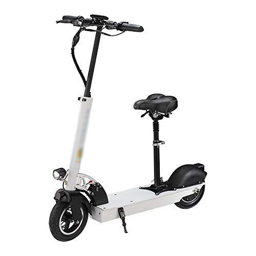 Vests Scooter Eléctrico Plegable Equipados Bicicleta Eléctrica Plegable Eléctrica para Adultos Mini...