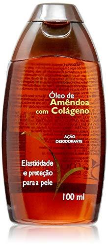 Óleo Corporal de Amêndoas com Colágeno, Muriel, 100 ml