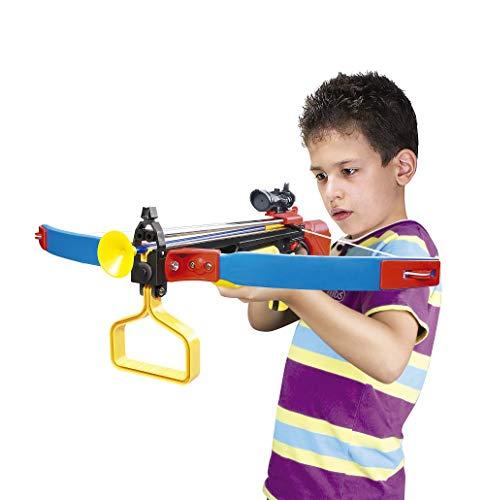 Arco e Flecha Crossbow Mira de LED com Super Alvo Bel Fix 34 cm