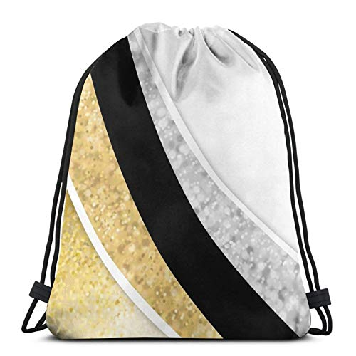 LREFON Phantom Regiment 2015 Sport Bag Gym Sack Mochila con cordón Paquete de cincha sólida