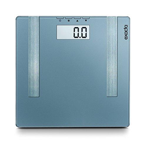 Exacta Premium Bilancia Pesapersone Digitale, 180 kg/100 g