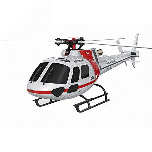 AORED 6 canali a Distanza dei velivoli di Controllo, Elicottero Wei Simulator Modello, Carica Telecomando dei velivoli, Il Regalo for i Bambini Migliore di Compleanno di Natale