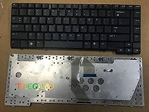 FidgetGear Original New Fit HP Compaq 6710b 6710s 6715b 6715s US Black Keyboard Show One Size