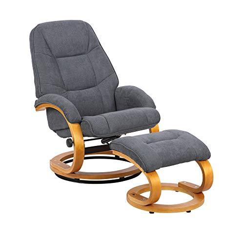 sillón giratorio reclinable fabricante Rissanti