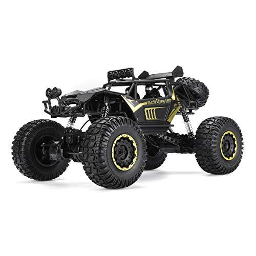 Ycco 1: 8 gigante teledirigidos de radio recargables coches RC 2.4G 4WD alta velocidad salvaje Escalada Drift alejado del coche de competición del control de vehículo eléctrico de carrera rápida Buggy