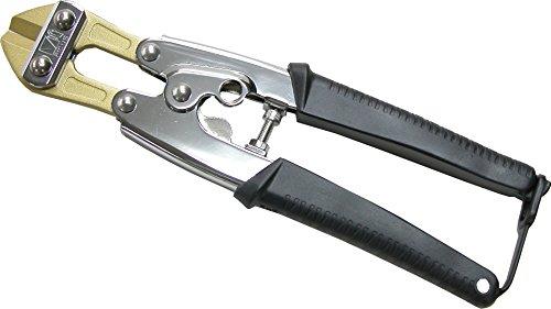 PICUS カラビナ対応 番線カッター 鉄ハンドル×チタンコート刃 THC-8Ti(00398)