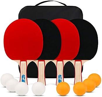 Xgear Ping Pong Paddle Set