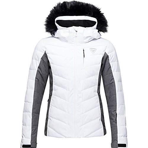 Rossignol Rapide Heather Chaqueta De Esquí, Mujer, Heathergrey, XL