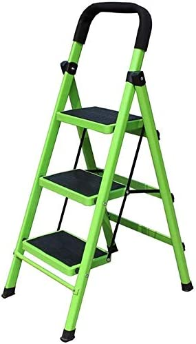 Discount Mail Order Cdxzrzyh Step Ladder Indoor Metal Portable Fol Household
