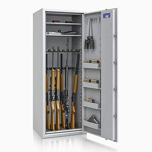Waffenschrank Waffentresor 18 Waffenhalter EN 1143-1 Klasse 0 Grad 0