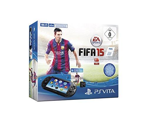 PlayStation Vita Wi-Fi inkl. FIFA 15