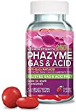 Phazyme Maximum Strength 250mg Gas & Acid Chews - Cherry Flavor - 24ct (Pack of 3)