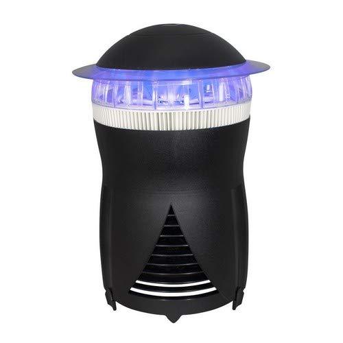 Sandokan Mata Insectos Led Zan – Lámpara Electroinsecticida Mosquitero Eléctrico Lámpara Antimosquitos Exterminador Insectos