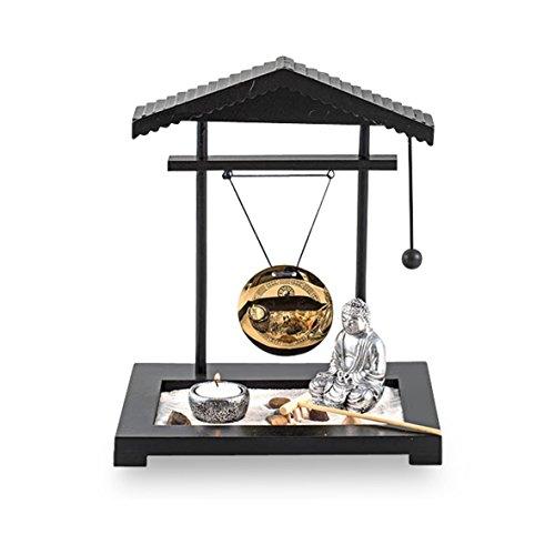 Buddhaset, Buda, Zen-jardín, Novedad