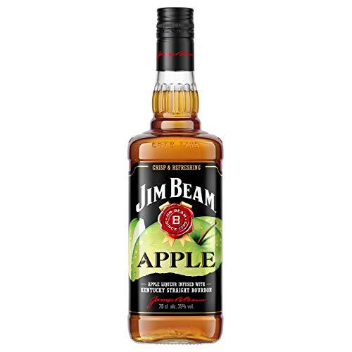 Jim Beam Apple Bourbon Whiskey Liqueur - 700 ml