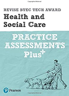 Revise BTEC Tech Award Health and Social Care Practice Assessments Plus