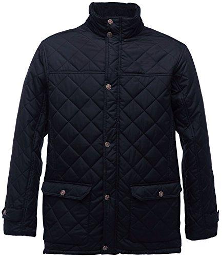 Regatta Herren Winterjacke Tyler Jacket TRA441 Black XL