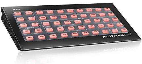 Icon Pro Audio Platform B+, toetsenmodule