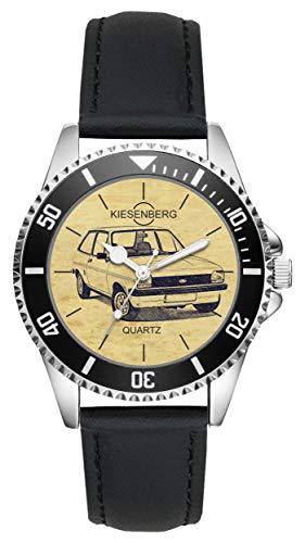 Geschenk für Fiesta Serie I Oldtimer Fahrer Fans Kiesenberg Uhr L-6425