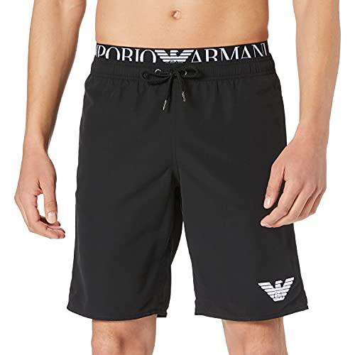 Emporio Armani Swimwear Bermuda Logoband Bañador para Hombre