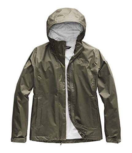 The North Face Women's Venture 2 Jacket, New Taupe Green, Medium