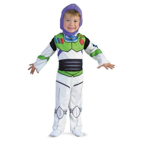 Buzz Lightyear Classic - Size: Child S(4-6)