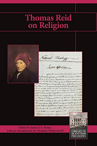 Thomas Reid on Religion (Library of Scottish Philosophy)