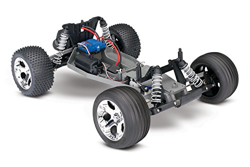 RC Auto kaufen Truggy Bild 2: Traxxas Rustler Brushed 1:10 RC Modellauto Elektro Truggy Heckantrieb (2WD) RTR 2,4 GHz*