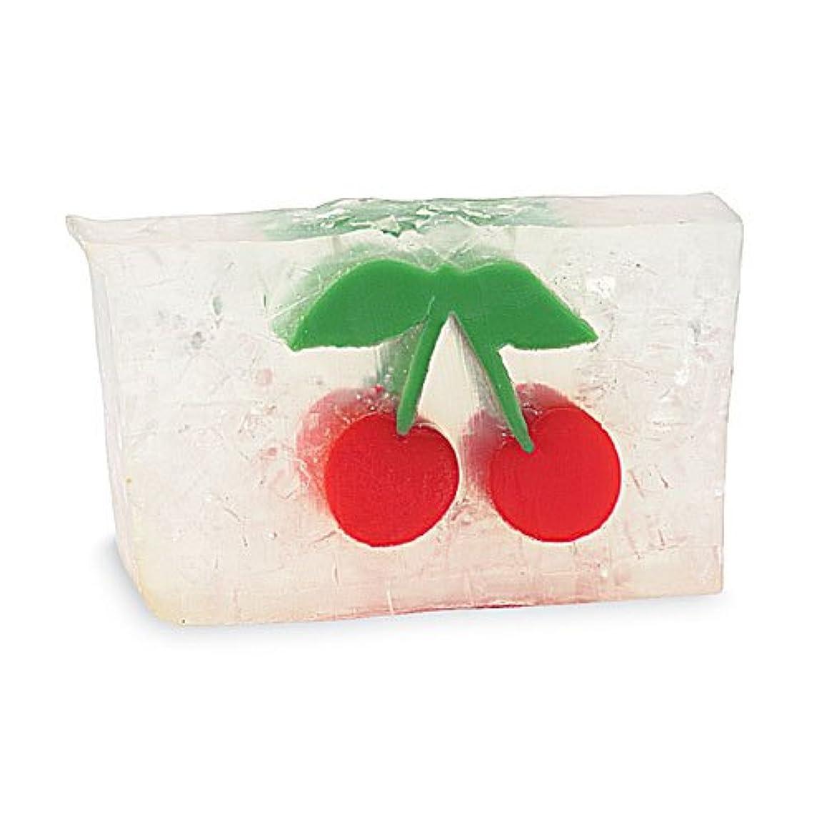 バランスのとれたトマト不規則性プライモールエレメンツ アロマティック ソープ チェリー 180g 植物性 ナチュラル 石鹸 無添加