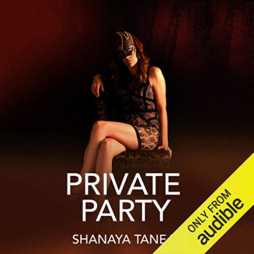 『Private Party』のカバーアート