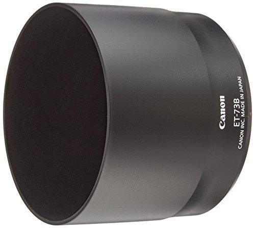 Canon ET-73B - Parasol para Objetivos Canon EF 70-300mm f/4-5.6L IS USM, Negro